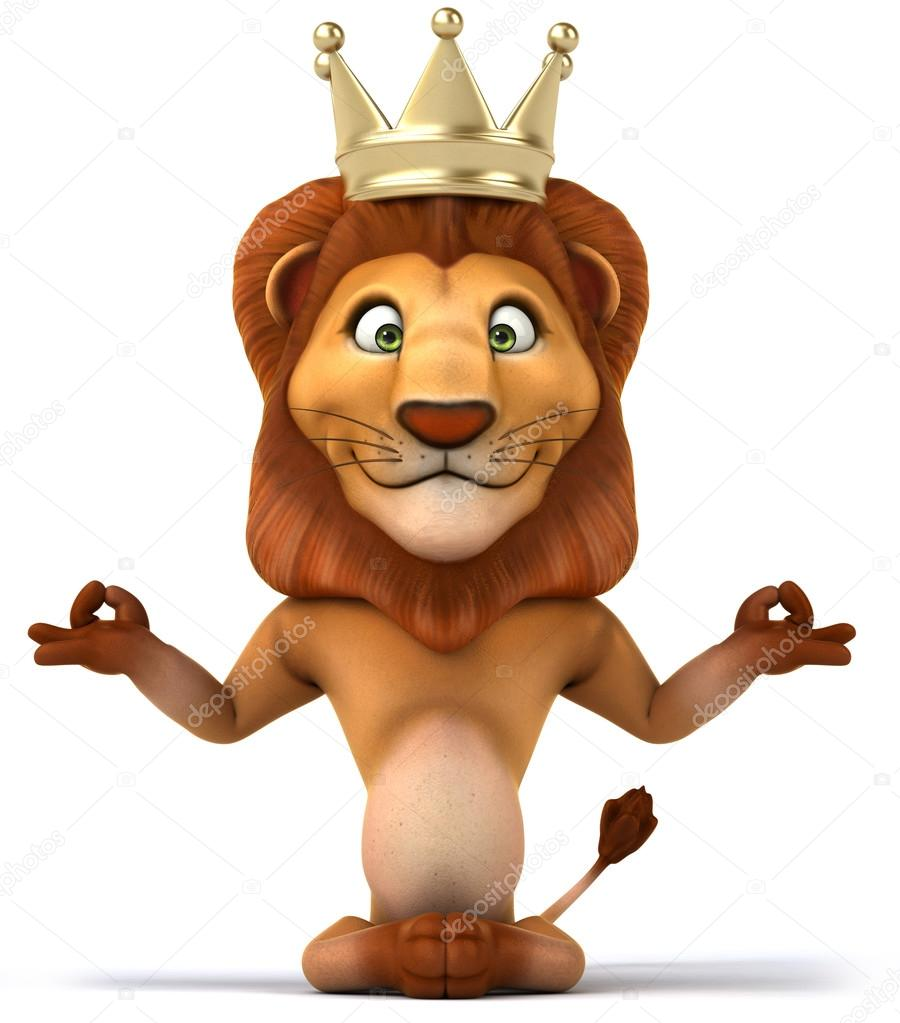 Blessed Lion